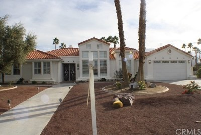 Bermuda Dunes Single Family Home For Sale: 78585 Starlight Lane