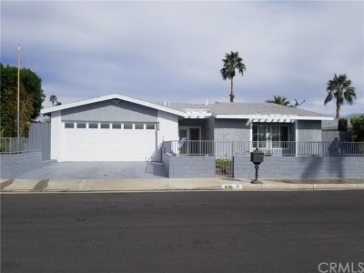 Palm Springs Single Family Home For Sale: 826 Arroyo Vista Drive