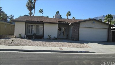 Palm Springs Single Family Home For Sale: 835 Arroyo Vista Drive