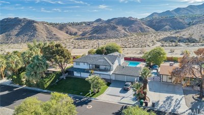 Cathedral City Single Family Home For Sale: 38250 Chuperosa Lane