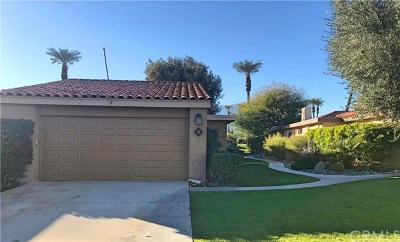 Rancho Mirage Condo/Townhouse For Sale: 22 La Ronda Drive