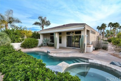 Rancho Mirage Single Family Home For Sale: 6 Birkdale Circle