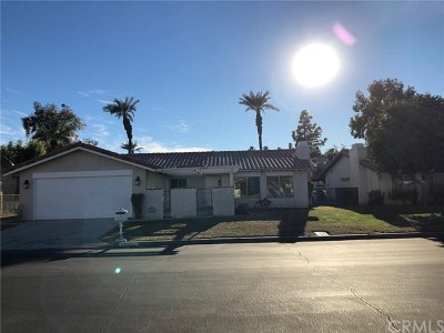 Indio Single Family Home For Sale: 82505 Doolittle Drive