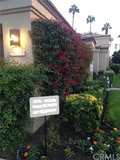 Palm Desert Condo/Townhouse For Sale: 76173 Impatiens Circle