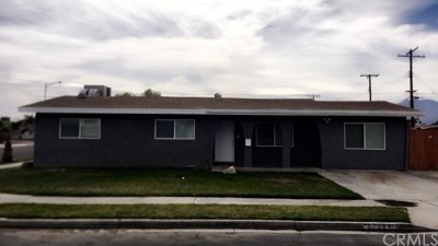 Indio Single Family Home For Sale: 82289 Adobe Road