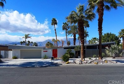 Rancho Mirage Single Family Home For Sale: 36567 Palomino Lane
