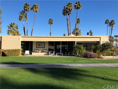 Palm Springs Condo/Townhouse For Sale: 357 Westlake