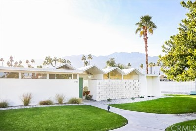 Palm Springs Condo/Townhouse For Sale: 1786 S Araby Drive