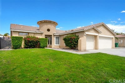 Indio Single Family Home For Sale: 83906 Avenida Serena