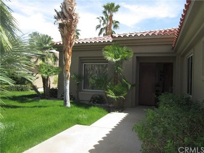 La Quinta Single Family Home For Sale: 55300 Pebble Beach