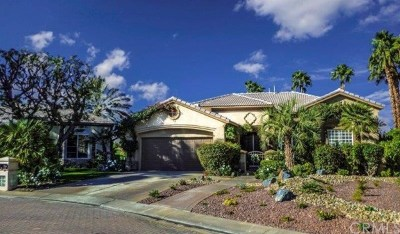 Indio Single Family Home For Sale: 44523 Saint Andrews Place