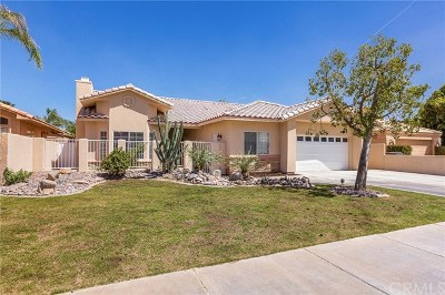 Cathedral City Single Family Home For Sale: 68630 Risueno Road