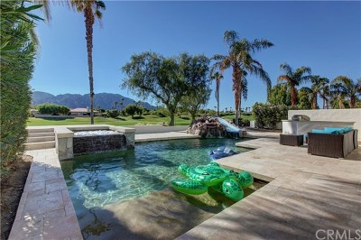 La Quinta Single Family Home For Sale: 54899 Winged Foot