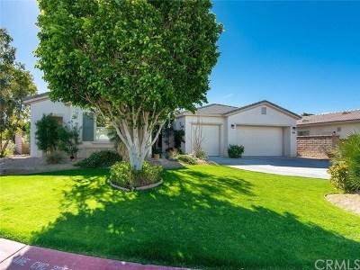 La Quinta Single Family Home For Sale: 43435 Calle Espada