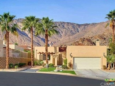Palm Springs Condo/Townhouse For Sale: 2863 Greco Court