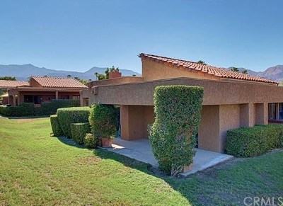Ironwood Country Clu Condo/Townhouse For Sale: 73157 Ajo Lane