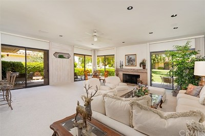 Rancho Mirage Single Family Home For Sale: 42 Lafayette Drive