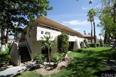 Palm Springs Condo/Townhouse For Sale: 470 N Villa Court #214