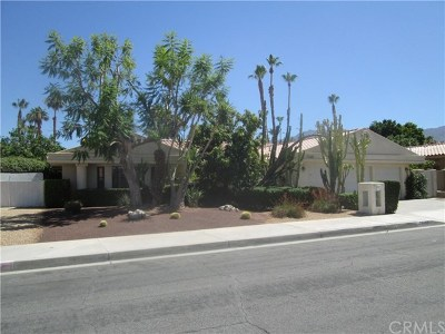 Palm Desert Single Family Home Contingent: 73149 Skyward