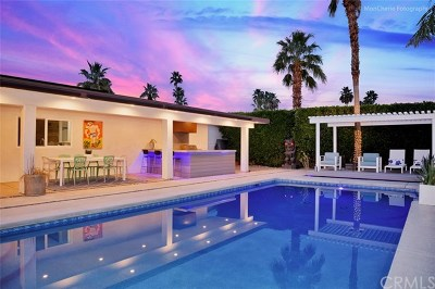 Palm Springs CA Single Family Home For Sale: $704,900