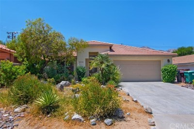 La Quinta Single Family Home For Sale: 53725 Avenida Martinez