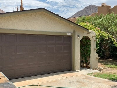 La Quinta Single Family Home For Sale: 53320 Avenida Velasco