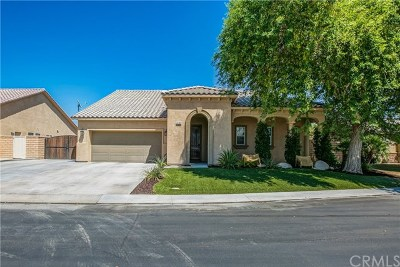 Indio Single Family Home For Sale: 41202 Scarlet Court