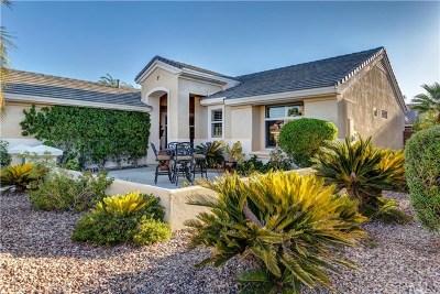 Palm Desert Single Family Home Contingent: 36049 Firethorn Dr