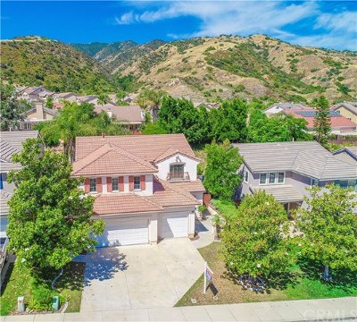 Single Family Home For Sale: 22871 Golden Locust Drive