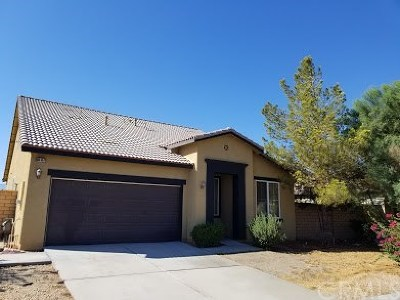 Indio Single Family Home For Sale: 80167 Maramar Drive