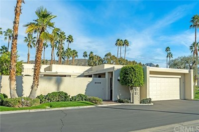 Palm Springs Condo/Townhouse For Sale: 2638 Canyon South Drive