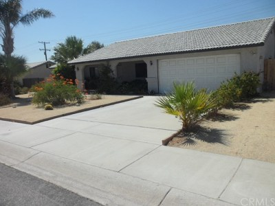 Palm Springs Single Family Home For Sale: 3015 East San Juan Road
