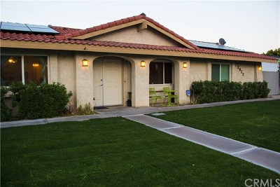 Palm Springs Single Family Home For Sale: 2972 N Chuperosa Road