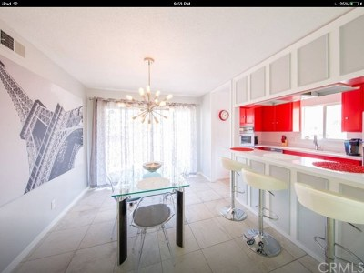 Palm Springs Condo/Townhouse For Sale: 2210 South Calle Palo Fierro #32