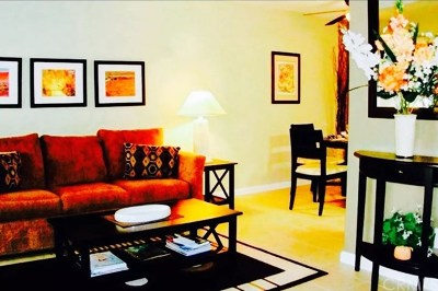 Cathedral City, Palm Springs Rental For Rent: 467 South Calle El Segundo #D11