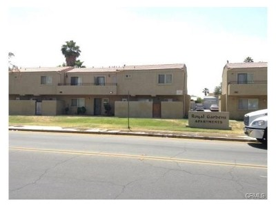 Indio Multi Family 5+ For Sale: 83405 Date Avenue