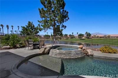 Palm Desert Single Family Home For Sale: 34851 Blake Drive