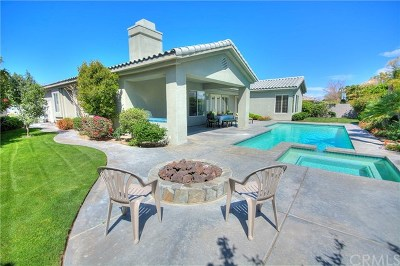 Rancho Mirage Single Family Home For Sale: 4 Normandy Way