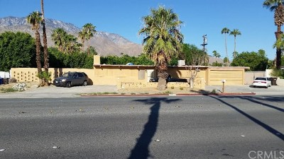Palm Springs Single Family Home For Sale: 523 North Farrell Drive