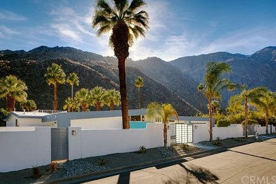 Palm Springs Single Family Home For Sale: 677 West Crescent Drive
