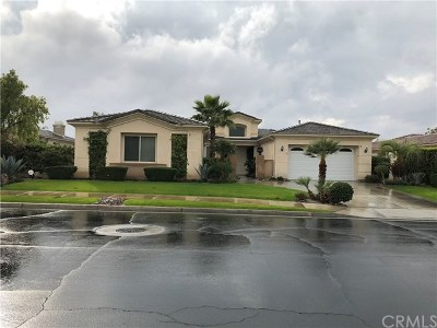 Rancho Mirage Single Family Home For Sale: 5 Calais Circle