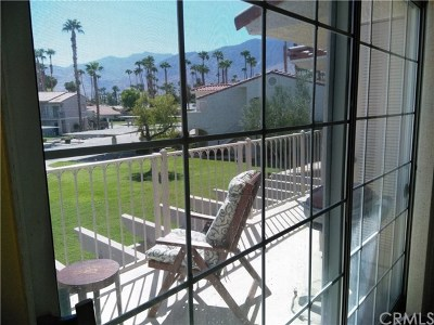 Palm Springs Condo/Townhouse For Sale: 2701 East Mesquite Avenue #F170