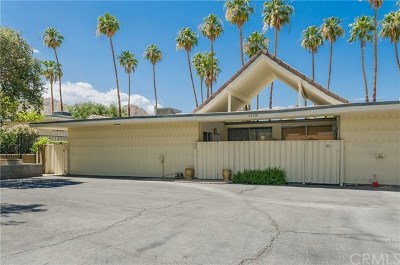 Rancho Mirage Condo/Townhouse For Sale: 42391 Rancho Las Palmas Drive #22