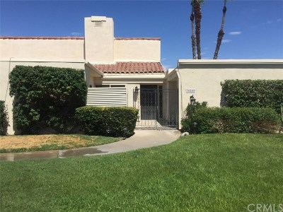 Rancho Mirage Condo/Townhouse For Sale: 34840 Mission Hills Drive