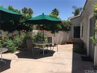 Rancho Mirage Single Family Home For Sale: 18 Florentina Drive
