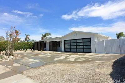 Palm Springs Single Family Home For Sale: 1892 North Farrell Drive