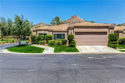 La Quinta Single Family Home For Sale: 48567 Via Amistad