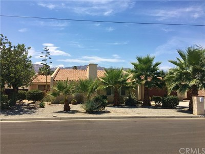 La Quinta Single Family Home For Sale: 50795 Calle Rondo