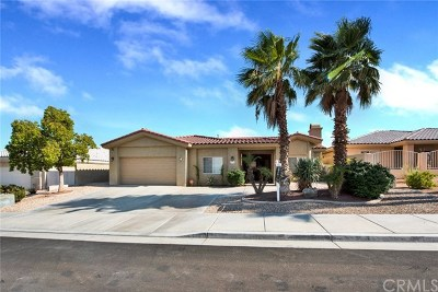 Palm Desert CA Single Family Home For Sale: $529,000