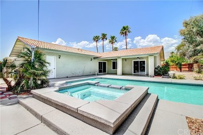 Palm Springs CA Single Family Home For Sale: $479,000